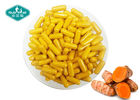 Vegetarian High Antioxidant Supplements Powerful Turmeric Curcumin Capsules